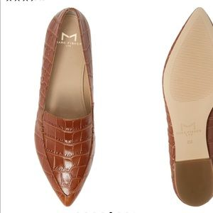 Marc Fisher LTD Zurri Pointy Toe Loafer